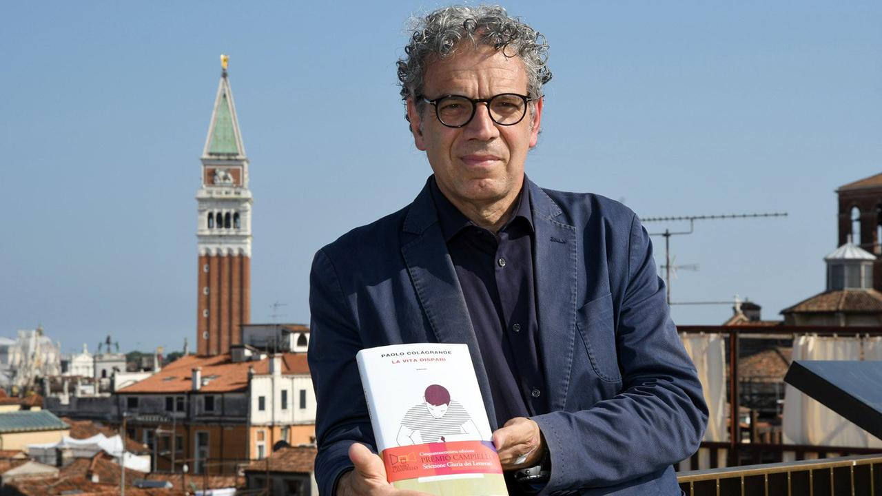 Paolo Colagrande - Concorso letterario Giana Anguissola Travo