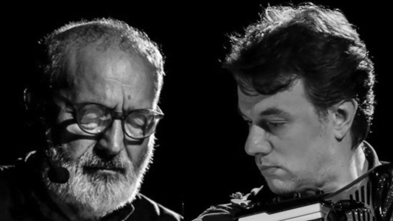 Roberto Piumini e Nando Marenco - Concorso letterario Giana Anguissola Travo