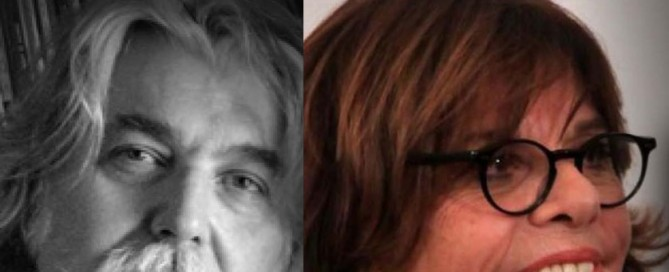 Andrea Castagnini e Ritanna Armeni